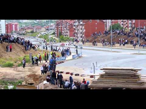 Gara Rrethore Ne Prishtine 1 06 2014 video