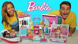 Barbie Toy Challenge!!!    Blind Bag Show    Konas2002
