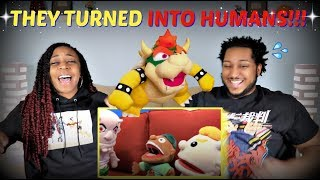"SML Movie ""The Human Potion!"" REACTION!!!"