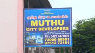 Muthu city developers
