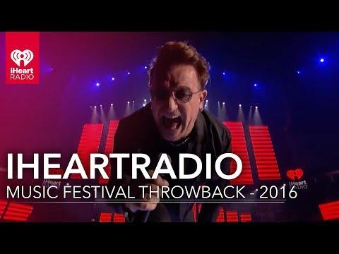 Hailee Steinfeld, Miley Cyrus, U2, Twenty One Pilots  iHeartRadio Music Festival Flashback!