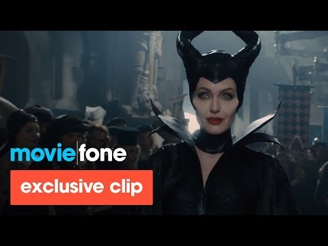 'Maleficent' This Is Maleficent Clip (2014): Angelina Jolie, Elle Fanning