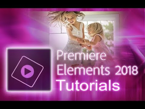 Premiere Elements 2018 - Full Tutorial for Beginners [+General Overview]