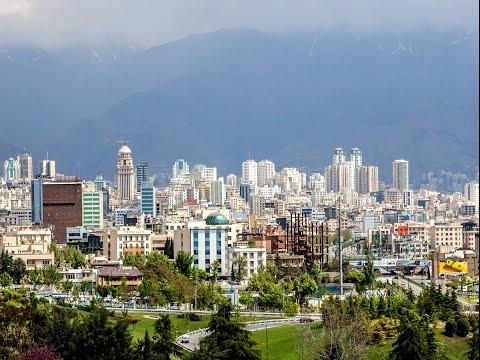 Tehran City | Iran Trip 2015