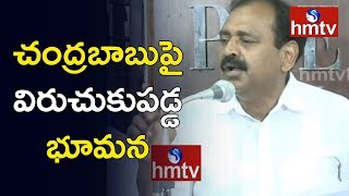 YCP Leader Bhumana Karunakar Reddy Speaks To Media | Tirumala | hmtv