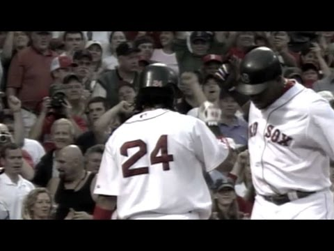CWS@BOS Gm3: Big Papi, Manny hit back-to-back homers