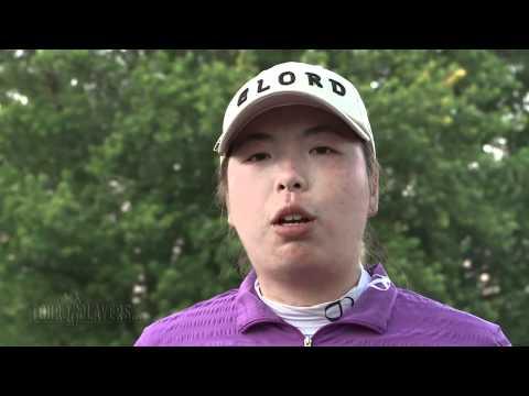 Shanshan Feng: (Mandarin) Rd. 4 Wegmans LPGA Championship