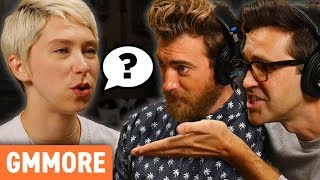 Whisper Challenge with Rhett and Link