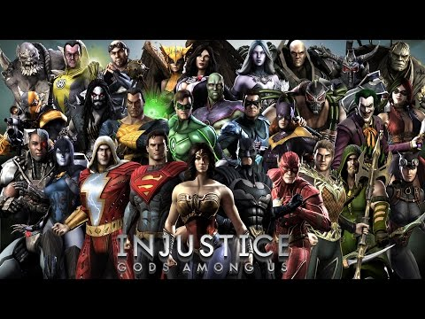 Injustice Gods Among US iOS - Full Challenge List as of June 15th 2015