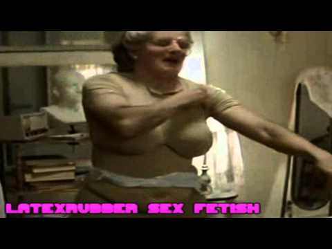 MRS DOUBTFIRE GERMAN CHANGING SCENE! (HD)