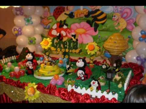 Feste di compleanno per bambini youtube - Vaschette da bagno per bambini ...