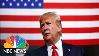 Watch Live: Trump Speaks At The American Veterans National Convention | NBC News
