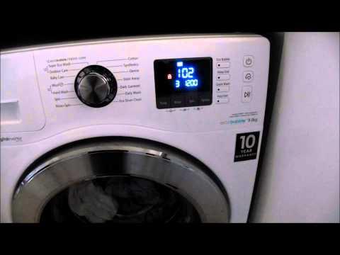 dc samsung washing machine