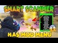 Smart Scammer Has Mod Menu!! (Scammer Gets Scammed) Fortnite Save The World
