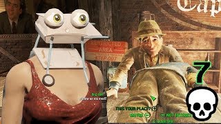 Modded Permadeath Fallout 4: The Fate of Grill [Ep. 7]