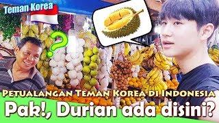Download Lagu Teman korea(한국친구) - 두리안을 찾아라! where is the durian here? - Petualangan di indoneisa Ep.2 Gratis STAFABAND