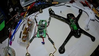 Hubsan H501S Quad-Copter Body Shell Swap