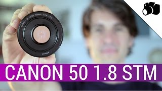 Canon EF 50mm f/1.8 STM: la recensione di HDblog.it