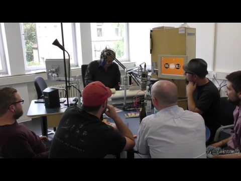 8/8 - Lamagra im Radio - Freies Radio für Stuttgart (FRS) - Between the Cracks