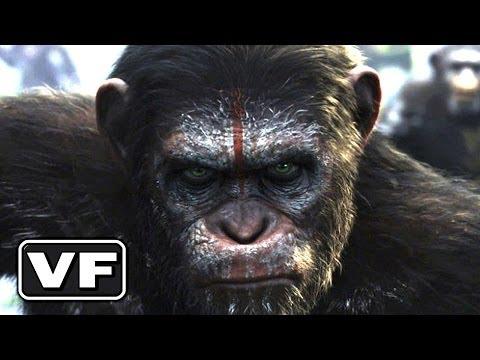 La Planète des Singes : L'Affrontement - Bande Annonce VF (2014)