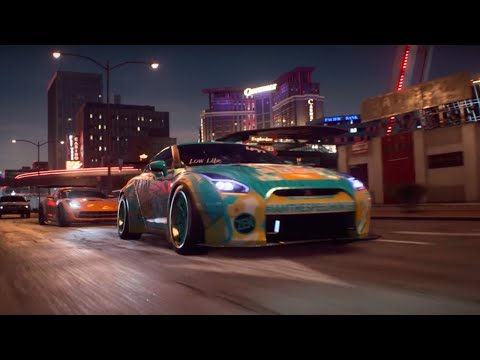 Need for Speed Payback Official Launch Trailer