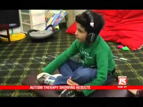 """Local Family Using Breakthrough Autism Treatment"" Mobile, AL. NBC News Story"
