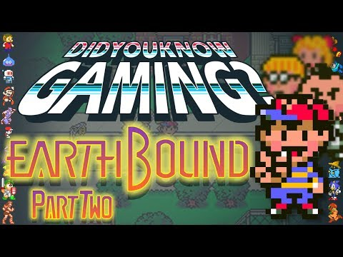 Earthbound Part 2 - Did You Know Gaming? Feat. Chuggaaconroy video