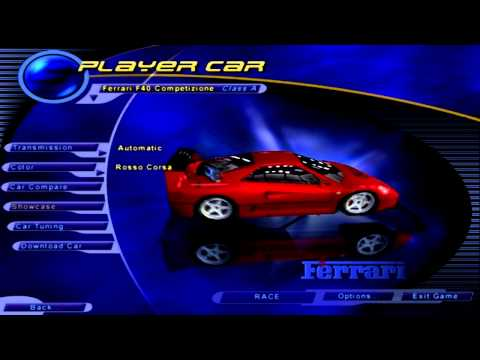 Need For Speed 3 Hot Pursuit - My Car List (HD)