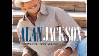 Watch Alan Jackson There Goes video