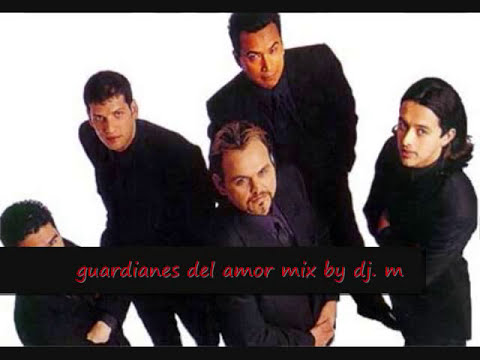 guardianes del amor mix by dj makko
