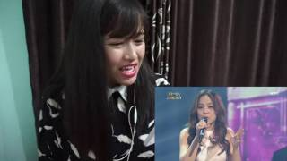 Sohyang Bridge Over Troubled Water Reaction