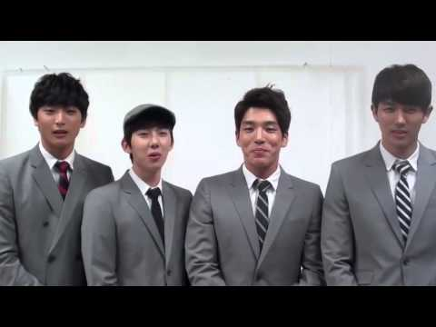 2AM's Dream Dentistry Cheering Message (JYPE's Dentist)