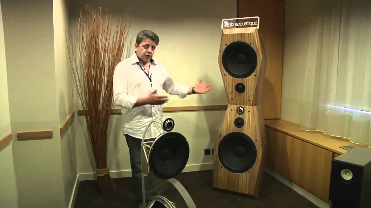 Salon hifi home cin ma 2010 jmb acoustique la chose et - Salon hifi home cinema ...