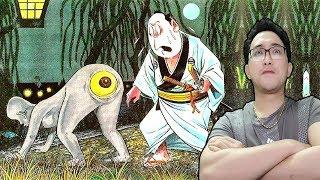 Truyện Ma Đáng Sợ Nhất Nhật Bản: Hồn Ma Lực Sĩ 🤕 Đầu Lâu Biết Nói 😨 Ma Nữ Aizu
