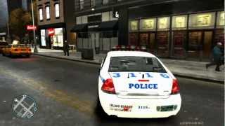【GTA4 LCPDFR】The Police ~NYPD新米警官奮闘記~【Case#3】