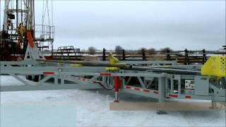 Automated Service Rig Catwalk