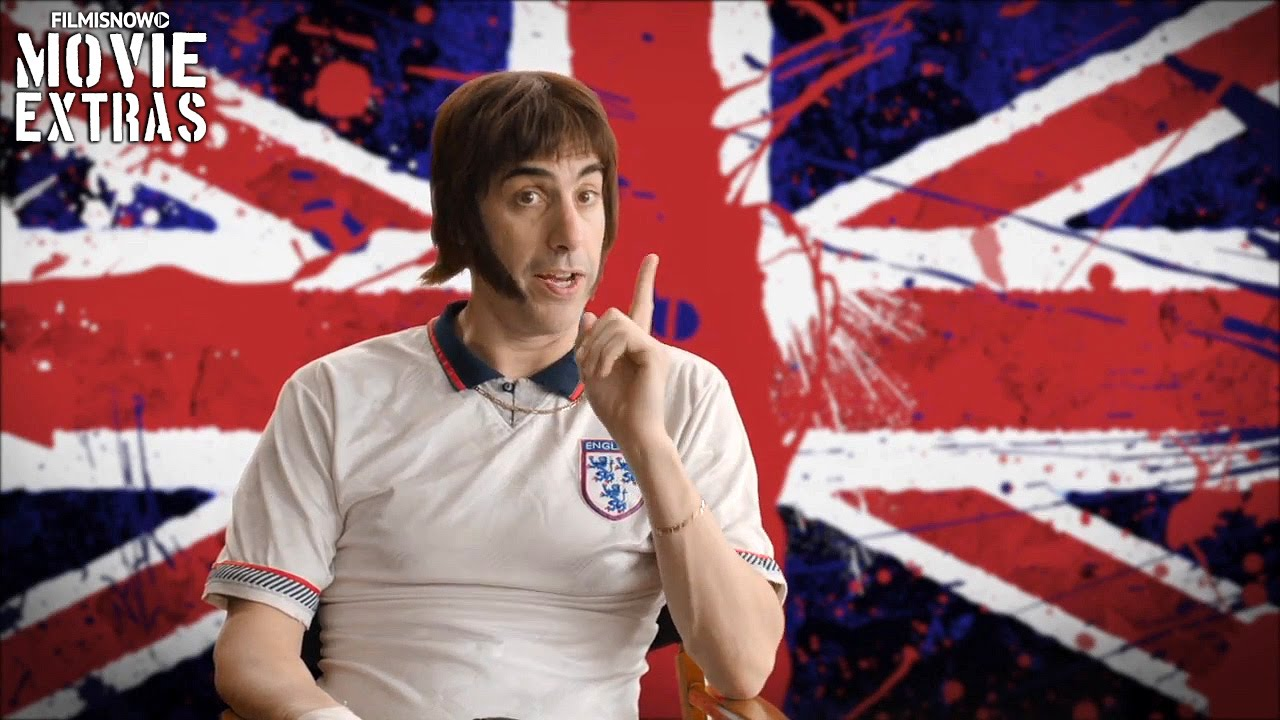 The Brothers Grimsby (2016) Behind The Scenes Movie Interview - Nobby