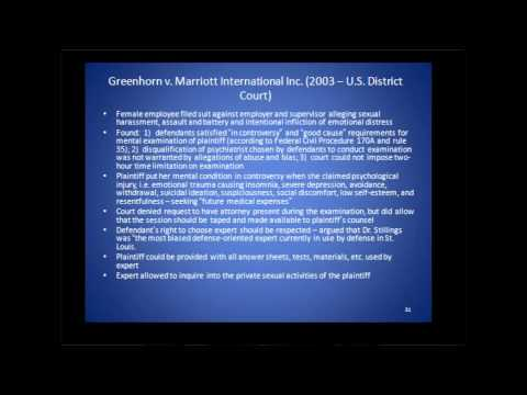 Greenhorn v. Marriott International Inc. (2003 -- U.S. D