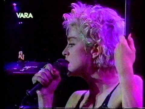 Madonna - Madonna - Live to Tell   [Turin 1987, Dutch TV] HQ