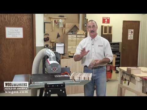 Versatility of Surface Sanders: Supermax 19-38 Drum Sander | Woodworkers Guild of America