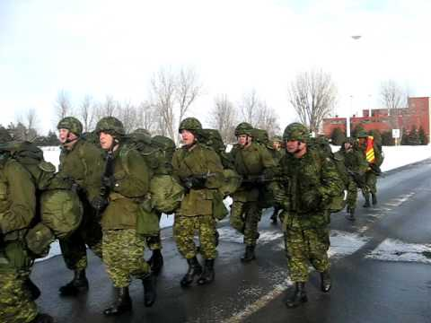 how to join the canadian army as an officer