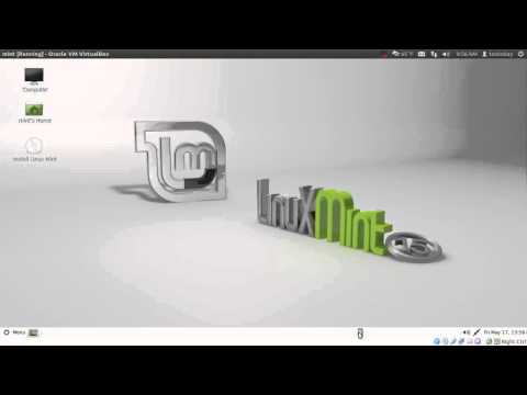 Linux Mint 15 (Oh!) livia Review