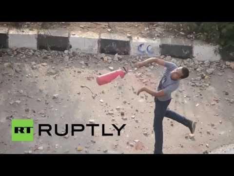 Egypt: University clashes in Nile Delta city of Mansoura