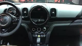 2019 NOVO Mini Cooper S E Countryman All4 Plug In Hybrid |  Sao Paulo Motor Show