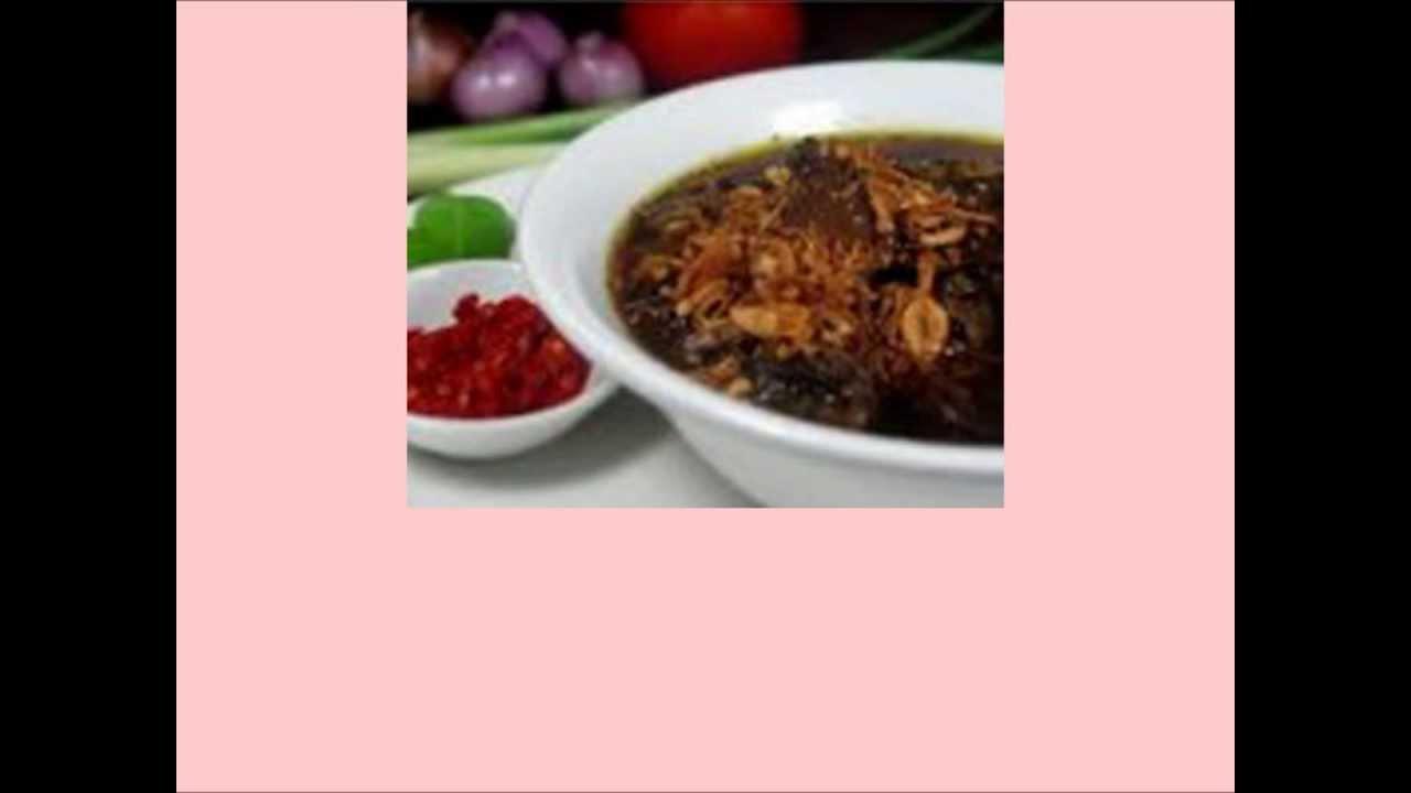Resep Rawon Jawa Timur Resep Masakan Rawon Jawa Timur