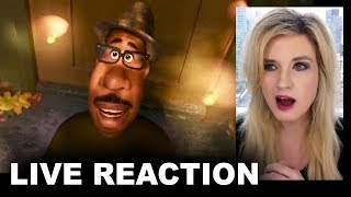 Soul Trailer REACTION