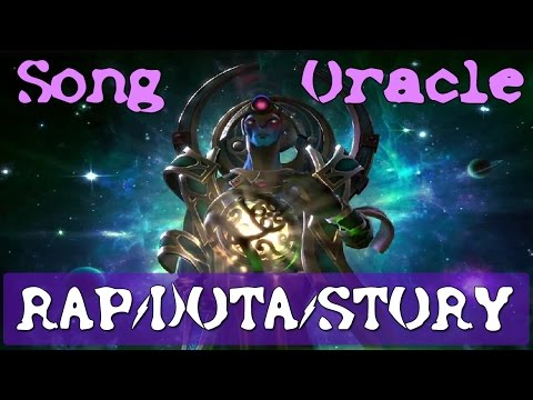 R/D/S - Песня Оракула (Oracle Song) [Dota 2 RAP]