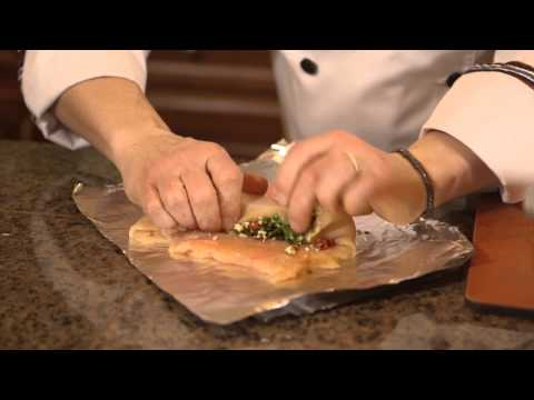 Healthy, Feta-Stuffed Chicken : Cooking Delicious Food