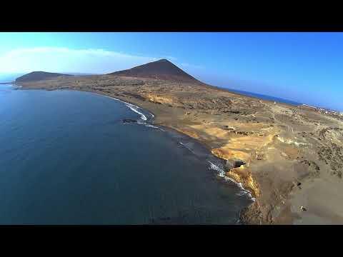 VSC - Playa del Médano, Granadilla de Abona - Paisajes de Tenerife HD