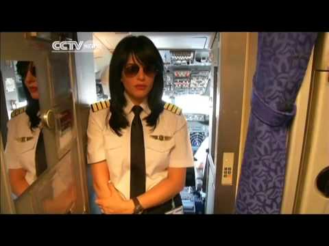 Egyptian Women make inroads into male dominated aviation sector